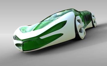 The futuristic Bentley SenseS