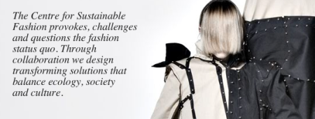 Centre for Sustainable Fashion